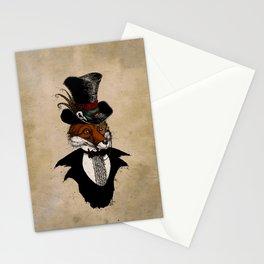 Dandy Fox Stationery Cards