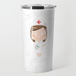 Funny-Nurses-T-shirt.-Nurses-Are-Born-In-November.-Best-Gifts Travel Mug