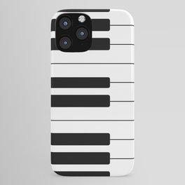 Piano Keys - Music iPhone Case