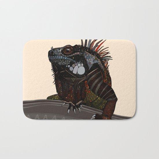 iguana ecru Bath Mat