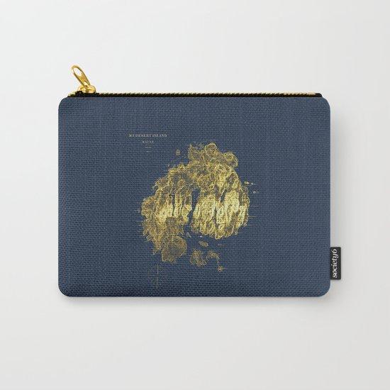 Mt. Desert Island 1875 Carry-All Pouch