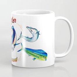 Angler Management Offshore Fish Coffee Mug