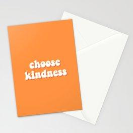 choose kindness Stationery Cards
