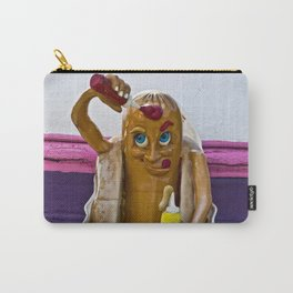Hot Dog Dressing Up Carry-All Pouch