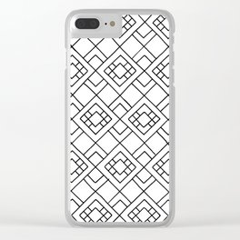 17 Clear iPhone Case