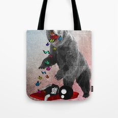 beary delicious Tote Bag
