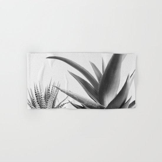 Succulents II Hand & Bath Towel