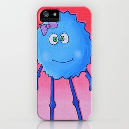 Creatch: Meet Tish iPhone Case