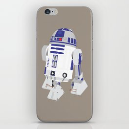 R2-D2 (Vector Art) iPhone Skin