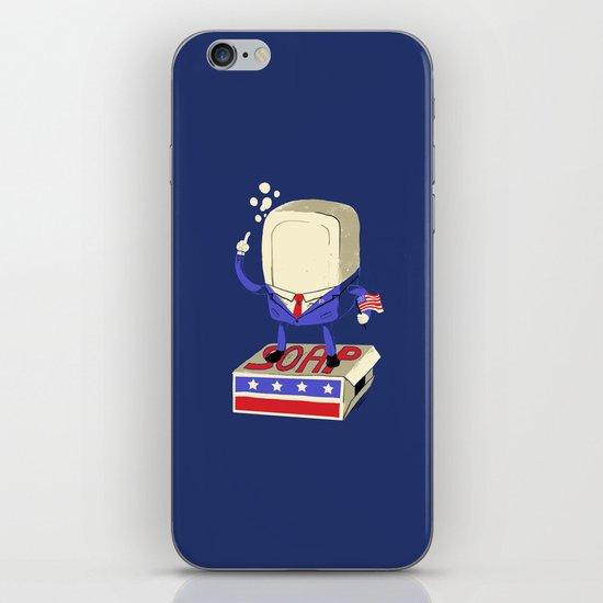 Politics are Dirty iPhone & iPod Skin