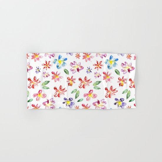 Flower glade Hand & Bath Towel