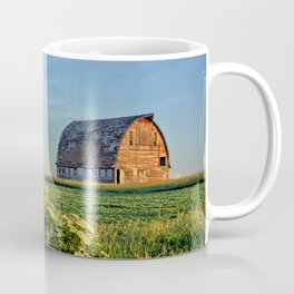 Elderberries And Old Barns Coffee Mug