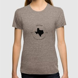Texas - The Lone Star State T-shirt