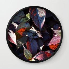 Pattern #10 Wall Clock
