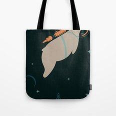 Cosmobear Tote Bag