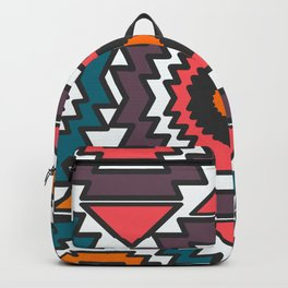 Colorful forms Backpack