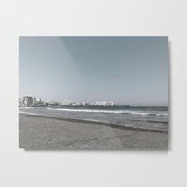 Playa El Médano Metal Print