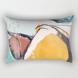 Pamella Print Rectangular Pillow