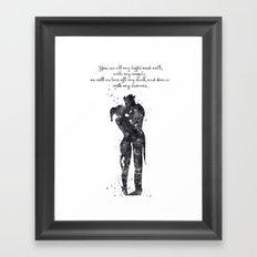 Harley Joker Framed Art Print
