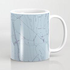 Contour Mapping v.2 Mug