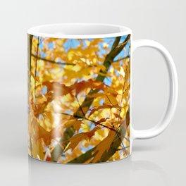 """""""Autumn Leaves"""" Coffee Mug"""