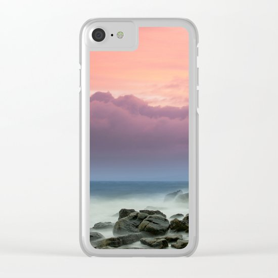 Isle of Skye, Scotland Clear iPhone Case