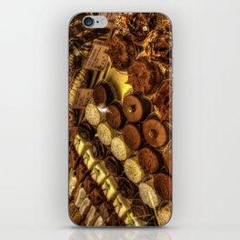 Want Chocolate? iPhone Skin