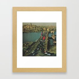 Beware Of Young Girls Framed Art Print