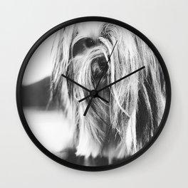 Coiffure Wall Clock