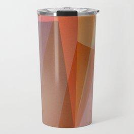 Abstraction_Spectrum Travel Mug