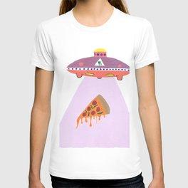 Pizza Alien T-shirt