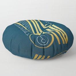 Sarah Floor Pillow