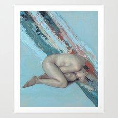 Disillusion / Illusion II Art Print