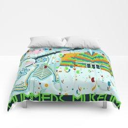 Mummers Museum Comforters