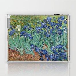 Vincent van Gogh - Irises Laptop & iPad Skin