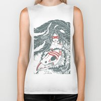 pocahontas Biker Tanks featuring Pocahontas by ItDrizzles