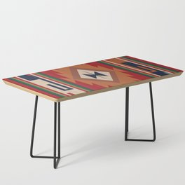 American Native Pattern No. 19 Coffee Table