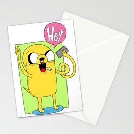 Jake - Hey Stationery Cards