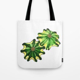 Flying Saucer Squash Tote Bag