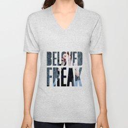 Garbage - 'Beloved Freak' Unisex V-Neck