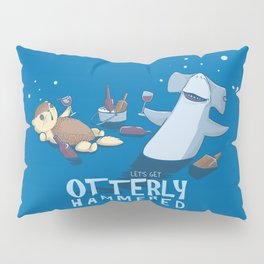 Otterly Hammered Pillow Sham
