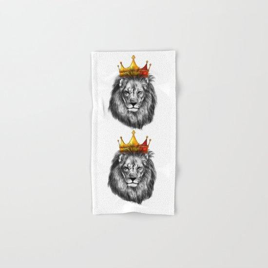 lion king Hand & Bath Towel