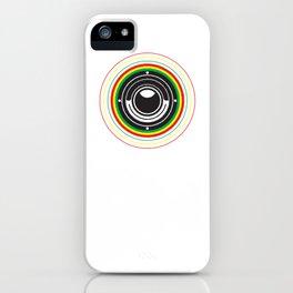 Trinity Bass Vibration iPhone Case