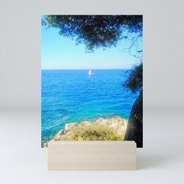 Weekend Sail Mini Art Print