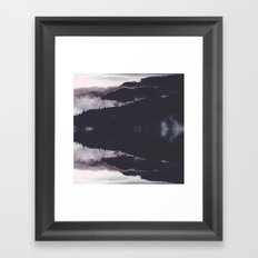 Abstracts in nature no.4 Framed Art Print