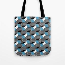 Cube play Tote Bag