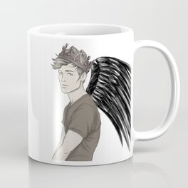 The Raven King Coffee Mug