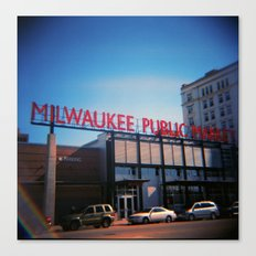 Milwaukee Canvas Print