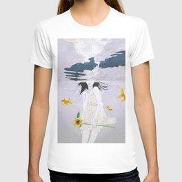 water planet T-shirt