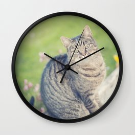 In a past life... Wall Clock